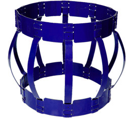HINGED NON-WELDED BOW SPRING CENTRALIZER