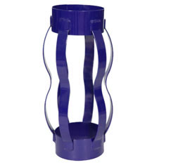 WELDED SLIP ON SEMI RIGID CENTRALIZER