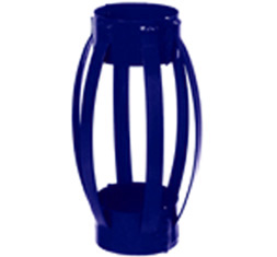 WELDED HINGED SPRING BOW CENTRALIZER